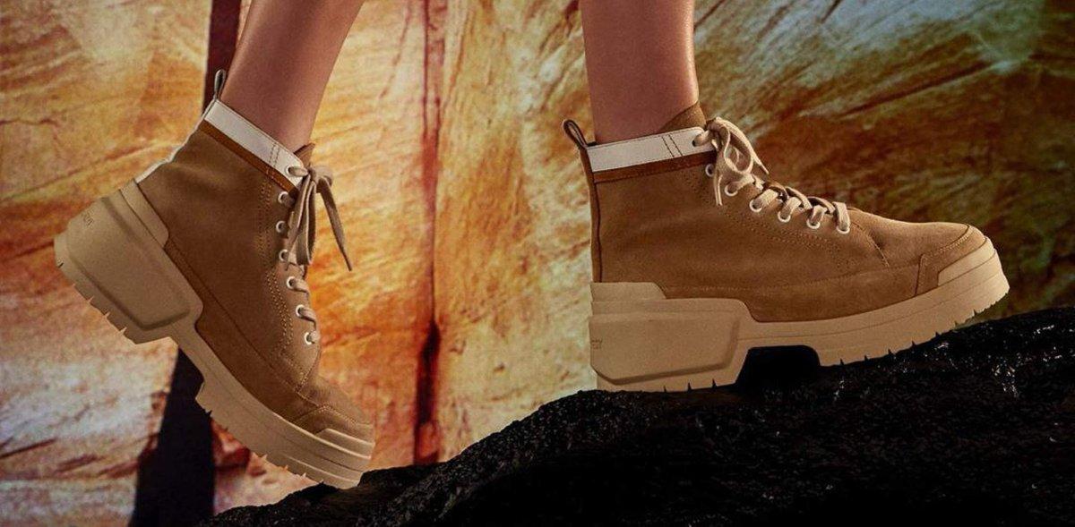 Выбираем обувь для долгой прогулки
