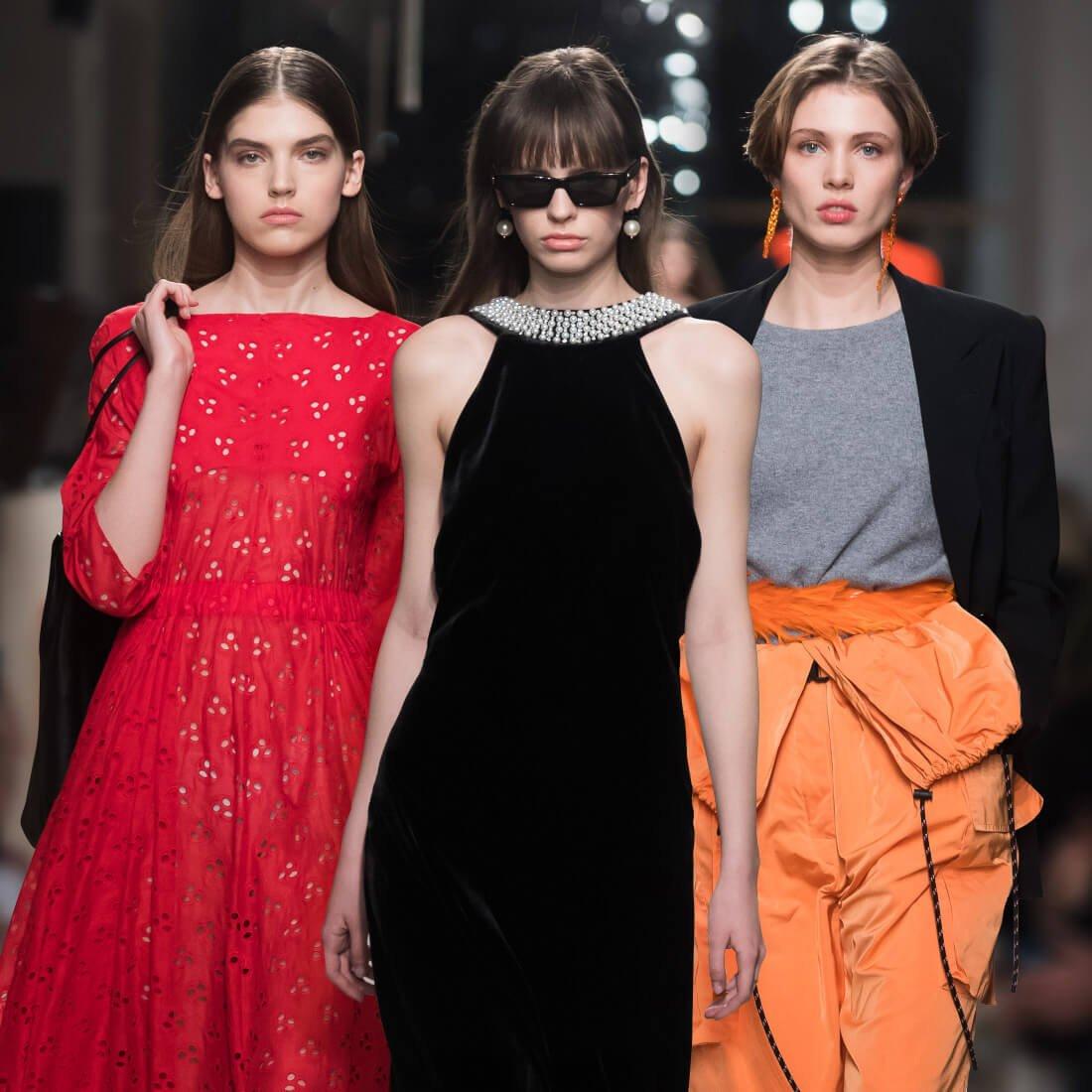 TSUM Fashion Show весна-лето 2019