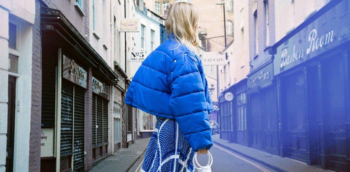 Выбор Pantone: классический синий