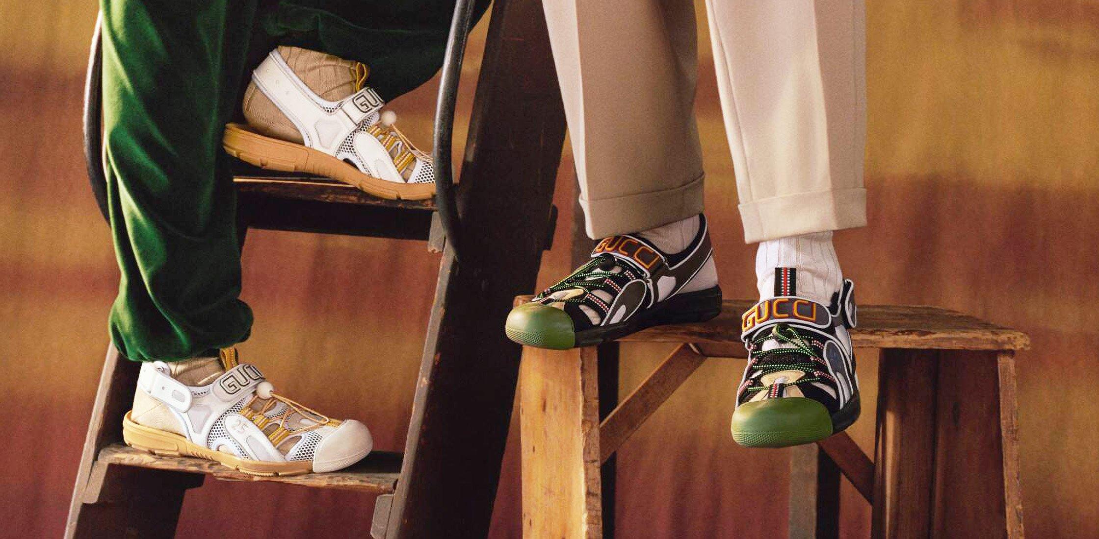 Идеальная обувь для лета: сандалии