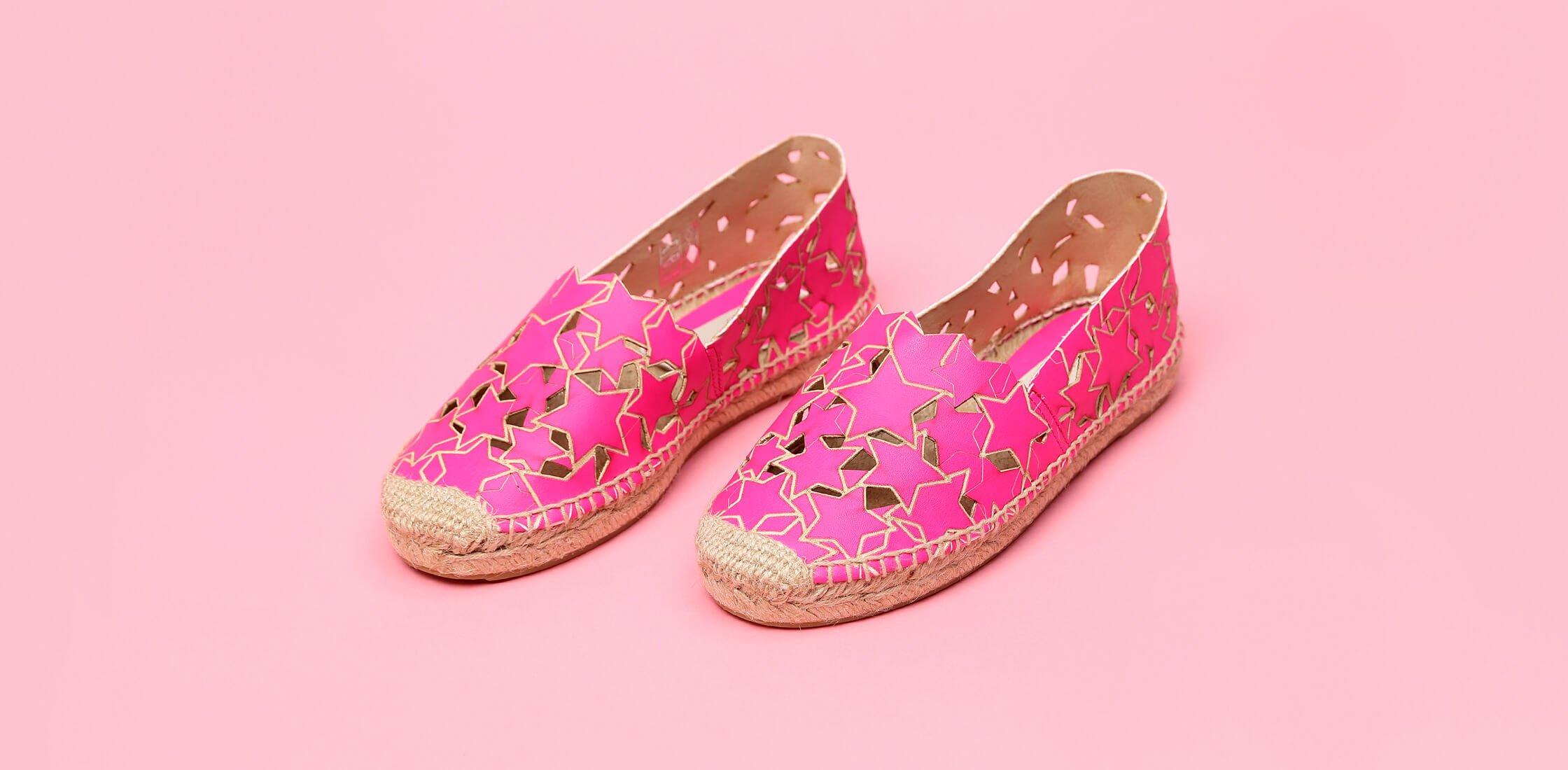 Летняя обувь для девочек