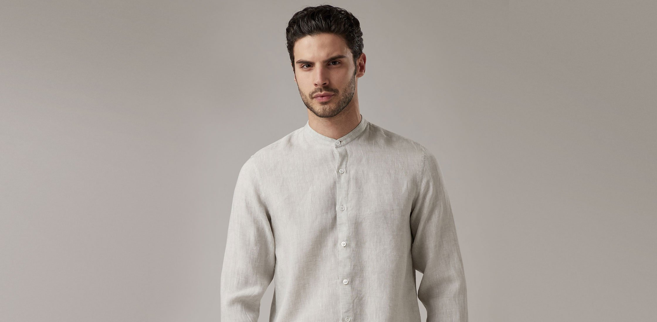 Актуально сейчас: одежда из льна