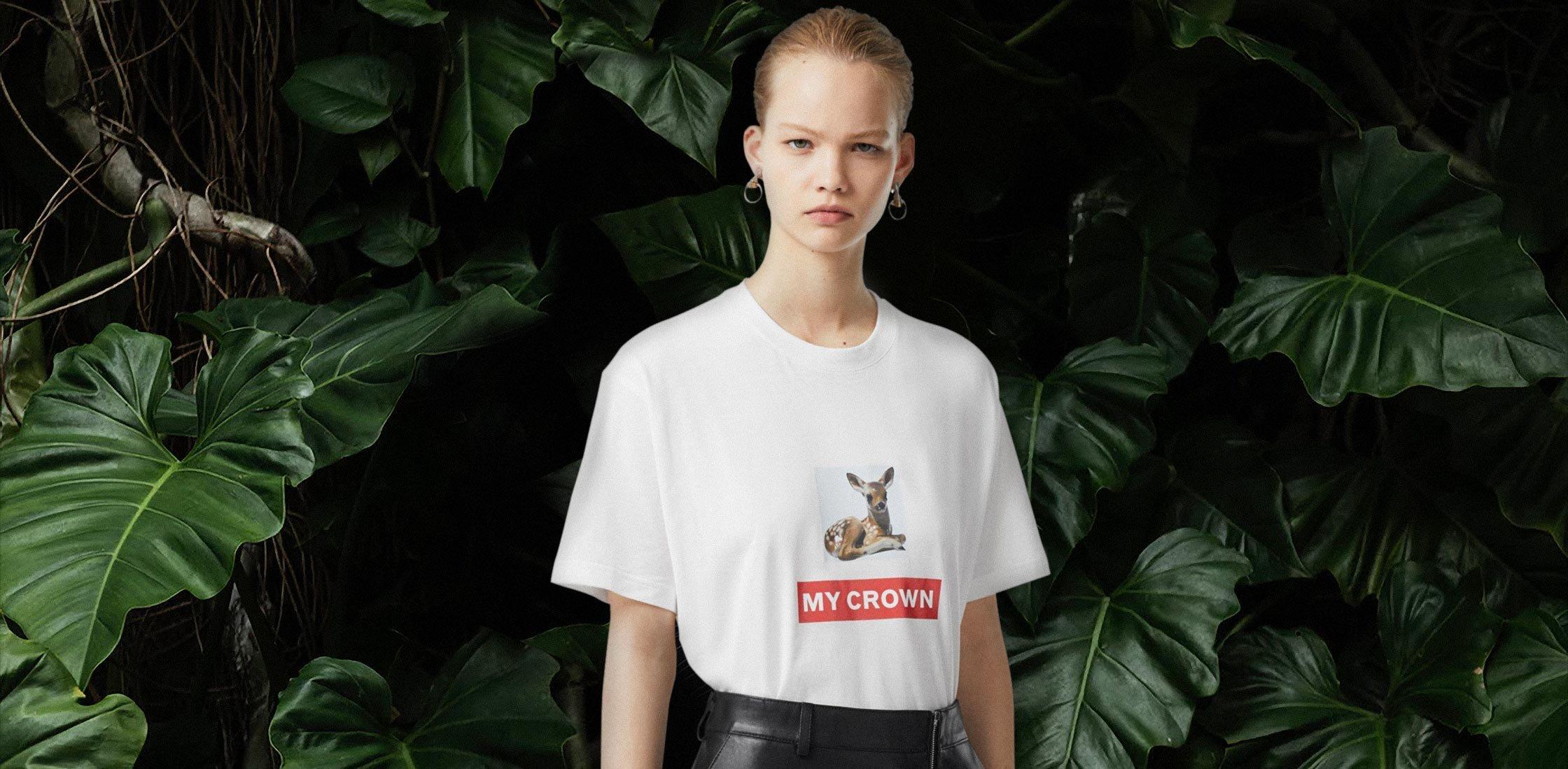 Must-have: модная футболка