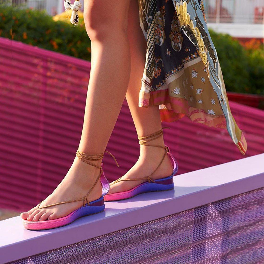 Актуально сейчас: сандалии