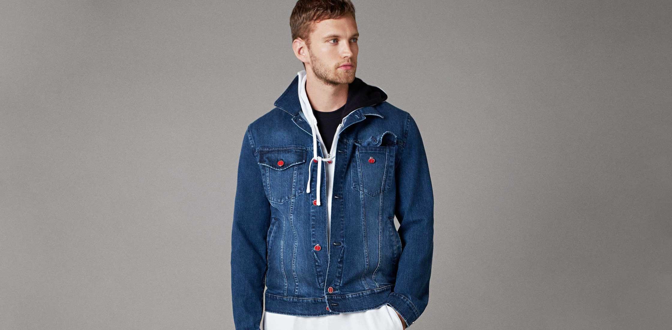 Must-have: джинсовая куртка
